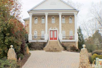 Raleigh Single Family Home For Sale: 12713 Topiary Court