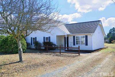 Willow Spring(s) Single Family Home For Sale: 1979 Mount Pleasant Road