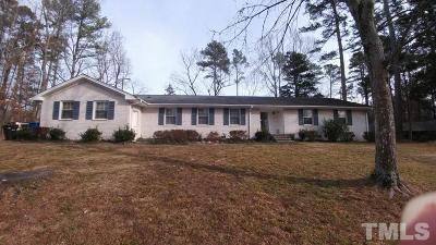 Durham Single Family Home For Sale: 2442 Tryon Road