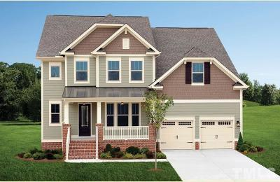 Apex Single Family Home For Sale: lot 2 Willow Rock Lane