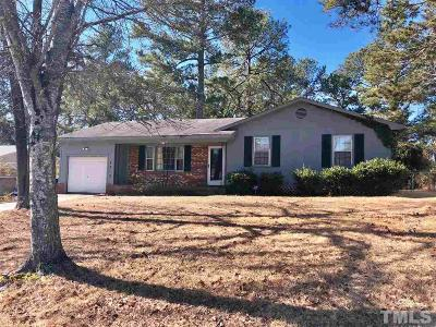 Cumberland County Single Family Home Pending: 3313 Antler Drive