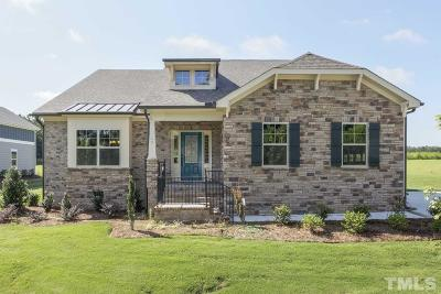 Clayton Single Family Home For Sale: 49 W Wellesley Drive