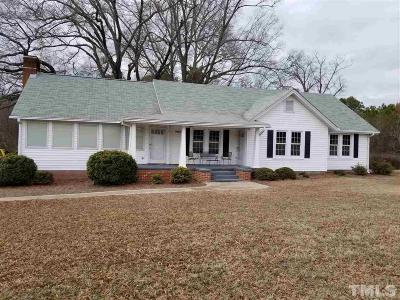 Apex NC Single Family Home For Sale: $429,500