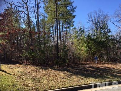 Pittsboro Residential Lots & Land For Sale: 119 Birdie Court
