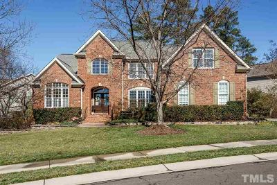 Raleigh Single Family Home Contingent: 9320 Teton Pines Way