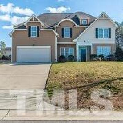 Knightdale Single Family Home For Sale: 5240 Sapphire Springs Drive