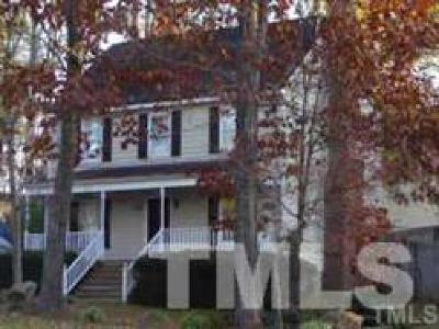 Wake Forest Single Family Home For Sale: 1415 Cedar Branch Court