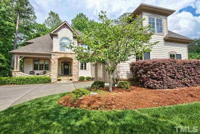 Chapel Hill Single Family Home For Sale: 19207 Stone Brook