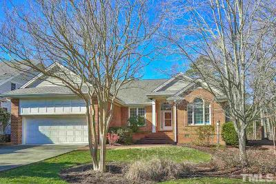 Chapel Hill Single Family Home Contingent: 71005 Everard