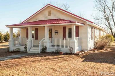 Willow Spring(S) Single Family Home For Sale: 9321 Stephenson Adams Lane