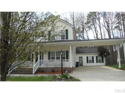 Chapel Hill Single Family Home For Sale: 104 Chesapeake Way