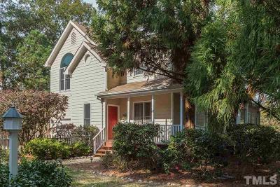 Cary Single Family Home Pending: 301 Meadow Drive