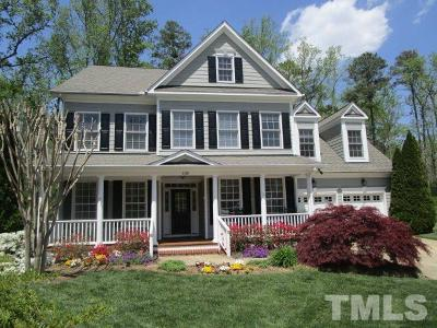 Chapel Hill Single Family Home For Sale: 105 Millingport Court