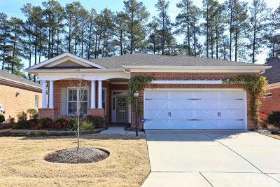 Chapel Hill Single Family Home For Sale: 255 Hales Wood Road