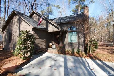 Single Family Home Contingent: 336 Kinnis Creek Drive