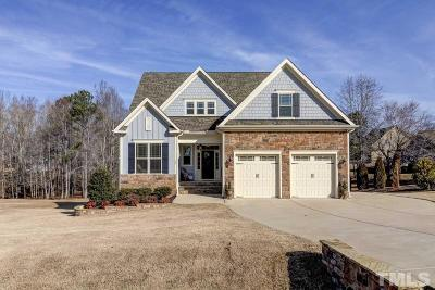 Johnston County Single Family Home For Sale: 79 Persano Lane