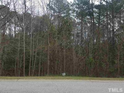 Johnston County Residential Lots & Land For Sale: 414 Carolina Oaks Avenue