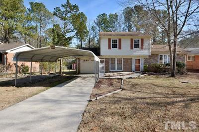 Durham Single Family Home For Sale: 3539 Dixon Road