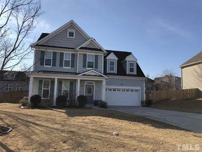 Knightdale Single Family Home Pending: 816 Maurepas Drive