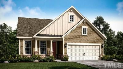 Apex Single Family Home Pending: 145 Meadow Sage Court #210