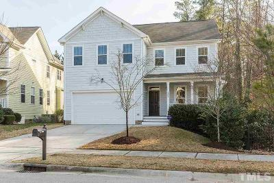 Durham Single Family Home Contingent: 3405 Denada Path