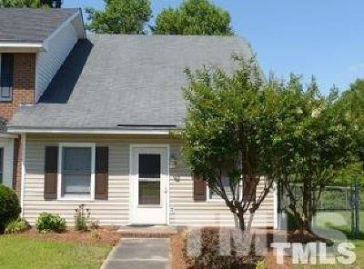 Harnett County Townhouse For Sale: 107 Rollingwood Drive