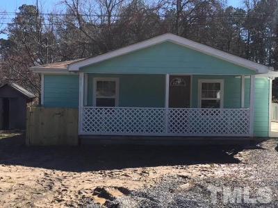 Durham Single Family Home For Sale: 2745 Joyner Road