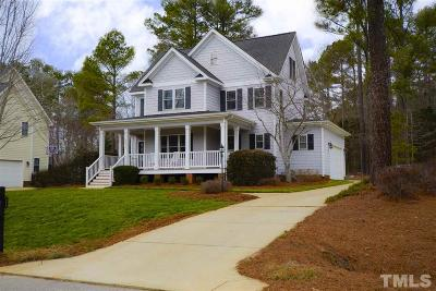 Apex Single Family Home For Sale: 8636 Glade Hill Drive
