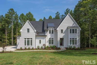 Wake Forest Single Family Home For Sale: 7316 Waterlook Way