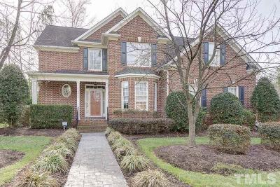 Durham Single Family Home Contingent: 8615 Eagle View Drive