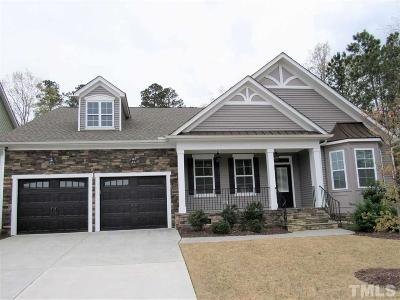 Rolesville Single Family Home For Sale: 535 Bendemeer Lane