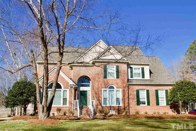 Durham Single Family Home Contingent: 4100 Peachway Drive