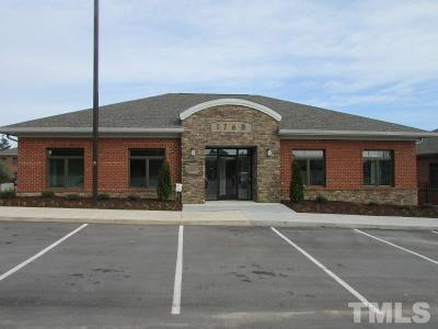 Wake County Commercial For Sale: 1768 Heritage Center Drive