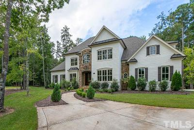 Raleigh Single Family Home For Sale: 1909 Cadenza Lane