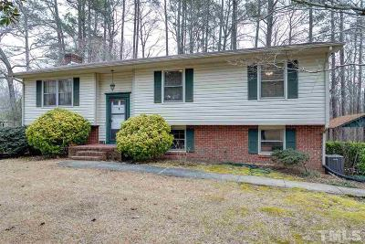 Apex Single Family Home For Sale: 8305 Bells Lake Road