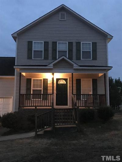 Johnston County Single Family Home Contingent: 29 Herndon Court