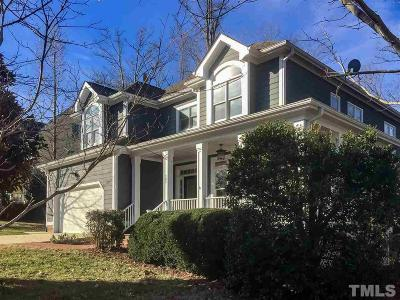 Chapel Hill Single Family Home For Sale: 403 Rossburn Way
