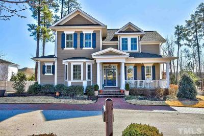 Briar Chapel Single Family Home For Sale: 244 Windy Knoll Circle