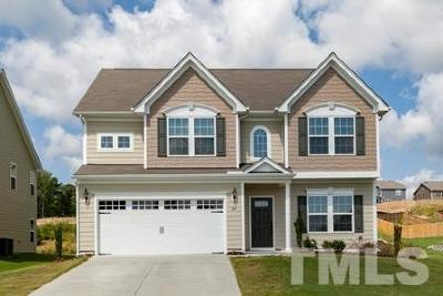 Chapel Hill Single Family Home For Sale: 36 Millers Gap Court