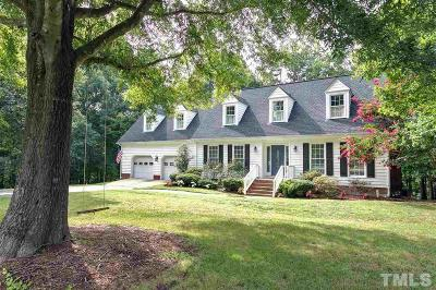Harnett County Single Family Home For Sale: 81 Mountain Laurel Place
