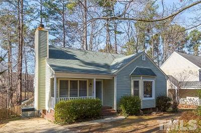 Wake Forest NC Single Family Home Contingent: $158,000