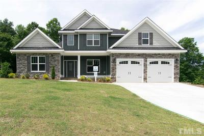 Johnston County Single Family Home For Sale: 101 Marshlane Way