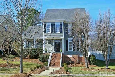 Chapel Hill Single Family Home Contingent: 702 Highgrove Drive