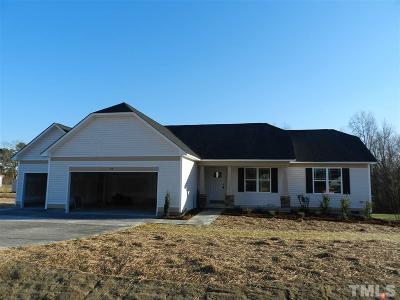 Willow Spring(s) Single Family Home Pending: 99 Terawood Farm Drive
