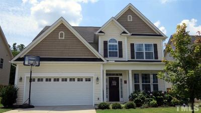 Holly Springs Single Family Home For Sale: 237 Sweet Violet Drive