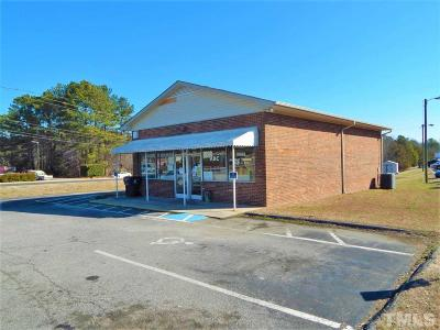 Granville County Commercial Pending: 2576 W Lyon Station Road