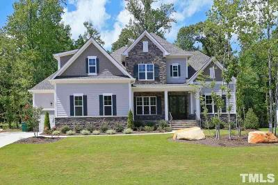 Chapel Hill Single Family Home For Sale: 157 Beech Slope Court