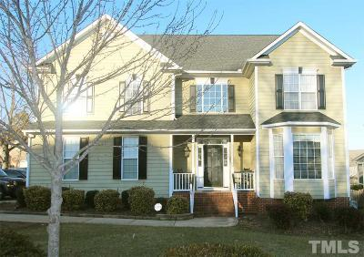 Wake County Single Family Home For Sale: 832 Clatter Avenue