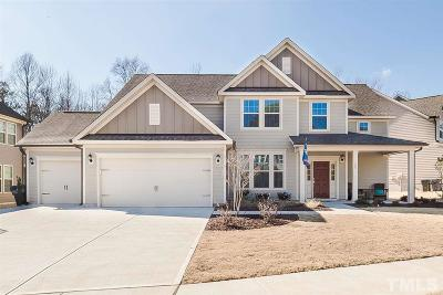 Holly Springs Single Family Home For Sale: 505 Wildwood Farm Way