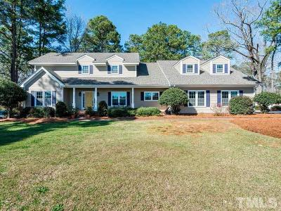 Johnston County Single Family Home For Sale: 1711 N Wall Street